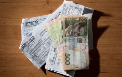 Українці продовжують нарощувати борги за комірне