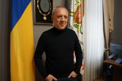 «Це такий «нафталін»: мер Чернівців зізнався, що йому не до вподоби вигляд його кабінету