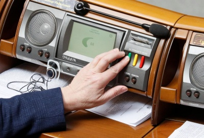 Нардеп від Буковини - серед лідерів за кількістю голосувань у Раді