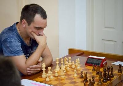 Буковинський майстер спорту з шахів виграв меморіал