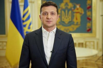 Зеленський відреагував на події у США