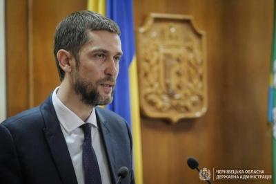 «Особисто вивчаю скандальні земельні справи»: інтерв'ю голови Чернівецької облради – відео