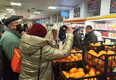 Жорсткий локдаун: скільки людей може перебувати в супермаркеті