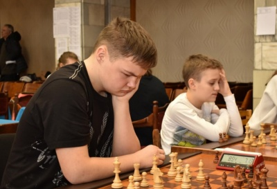 Шахіст з Буковини двічі переміг на змаганнях Christmas Tournament-2021 у Вінниці