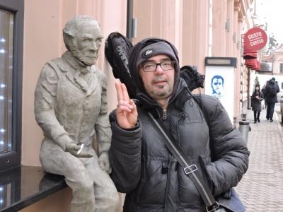 Помер чернівецький рок-музикант Віталій Сандул