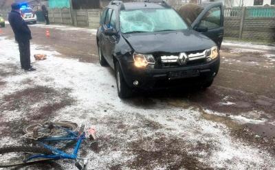 Смертельна ДТП на Буковині: позашляховик збив велосипедиста