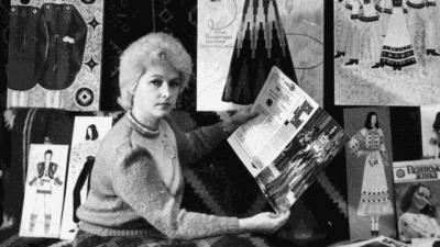 Невідома Буковина: перша модельєрка, яка гучно заявила про українську вишиванку