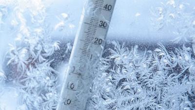 Сунуть морози: синоптики попереджають про значне зниження температури