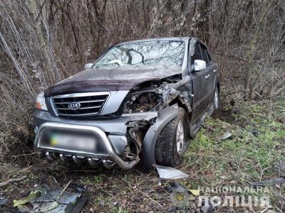 У ДТП на Буковині травмувалося троє дітей - фото