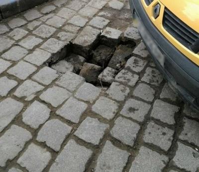 У центрі Чернівців перекладуть бруківку: названо вулиці, де проведуть ремонт