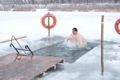 Ополонок не буде: у Чернівцях  через локдаун скасували купання на Водохреще