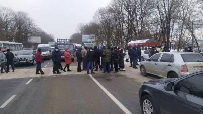 """""""Тарифний"""" протест: де ще на Буковині перекривають дороги"""