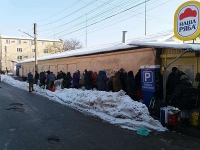 У центрі Чернівців уночі горів ринок