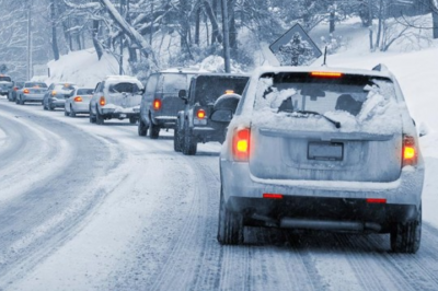 Укравтодор попередив водіїв про засніжені траси на Буковині