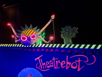 У театрі ляльок Чернівців покажуть прем'єру у стилі кіберпанку – фото, відео