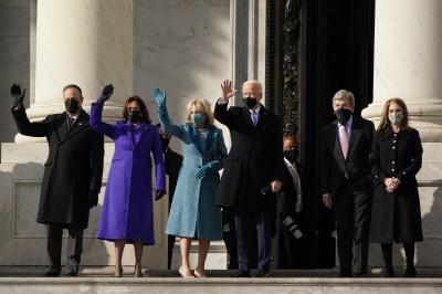 Найстаріший президент в історії США: подробиці інавгурації Джо Байдена - відео