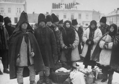 Невідома Буковина: коли ховали Федьковича, замерзли інструменти