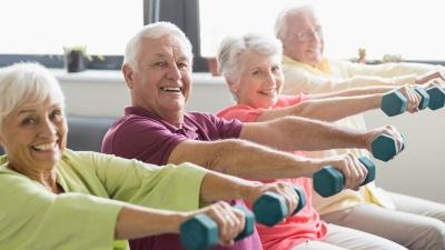 В Україні розробили спортивну програму для людей літнього віку