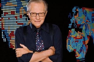 Від COVID-19 помер легендарний телеведучий Ларрі Кінг