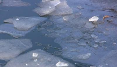 3-4 сантиметри: чернівчан закликають не виходити на лід на озерах міста