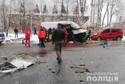 У потрійній ДТП на Львівщині загинув житель Буковини – фото