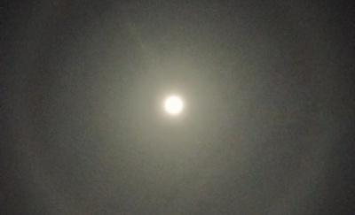 У небі над Чернівцями помітили унікальне атмосферне явище: вражаючі фото