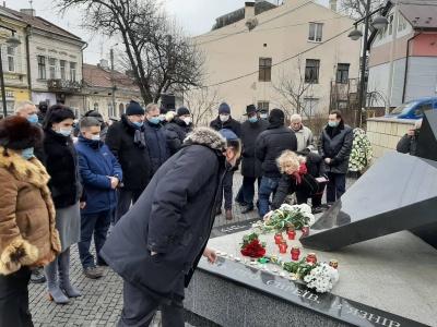 У Чернівцях вшанували пам'ять жертв Голокосту – фото