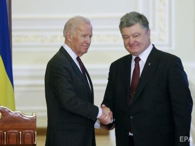 В Україні проти Порошенка і Байдена відкрили два кримінальні провадження – адвокат