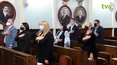 Музика в маршрутках та зарплатня міського голови: які питання розглянуть на сесії міськради Чернівців