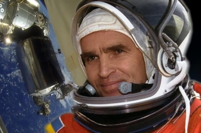 Будив колег у космосі Гімном України: сьогодні 70 років від дня народження Леоніда Каденюка