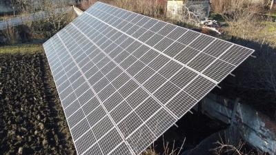 Компанія «ДімТек» звела потужну «зелену» електростанцію у м. Новоселиця!*