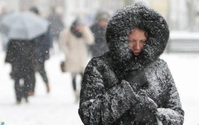 В Україні активізуються снігопади: якою буде погода на Буковині 29 січня