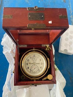 На Буковині в чоловіка виявили морський хронометр, який він потайки намагався перевезти через кордон