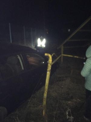 ДТП на Буковині: легковик протаранив газопровід, 170 сімей залишились без «блакитного палива»