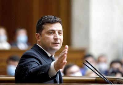 Зеленський вважає, що референдуму найбільше бояться його політичні опоненти