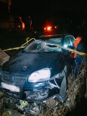 Легковик протаранив газопровід: що відомо про аварію на Буковині, через яку два села залишились без газу
