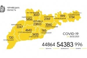 Коронавірус на Буковині: де найбільше лютує хвороба