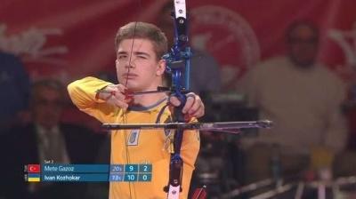 Спортсмен з Буковини став чемпіоном України зі стрільби з лука