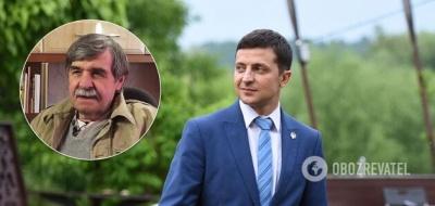 Зеленський призначив довічну стипендію справжньому Василю Голобородько