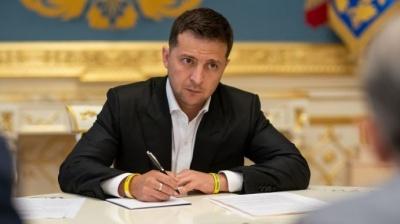 Зеленський наклав санкції на нардепа ОПЗЖ