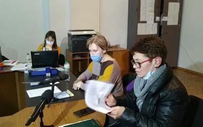 Чернівецька ТВК знову не зареєструвала депутатами партії Продана й Михайлішина. Голова комісії викликала «швидку»