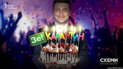 «Зе-карантин»: журналісти показали гучне святкування дня народження Зеленського – відео
