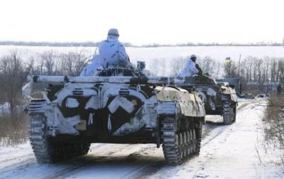 Бойовики шість разів обстріляли українські позиції на Донбасі