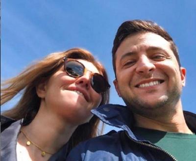 """""""Ким без тебе не став би"""": Зеленський зворушливо привітав дружину з днем народження"""