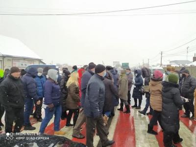"""На Буковині відновили рух трасою, яку перекрили через """"тарифний протест"""""""