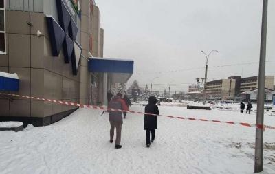 Вибух у «Майдані»: керівництво ТЦ не підтверджує версію розриву газового балона