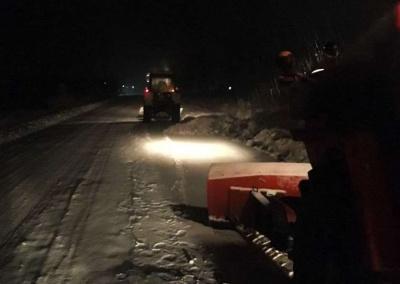 На Буковині вже випало 35 см снігу: у якому стані дороги