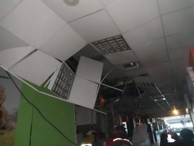 Стала відома ймовірна прична вибуху в торговельному центрі у Чернівцях