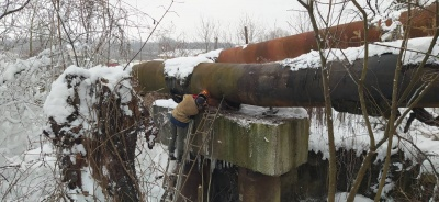 Завершили ремонт магістрального водопроводу: коли подадуть воду в багатоповерхівки Чернівців