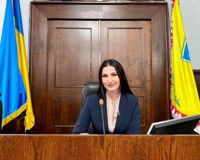 Депутатка міськради стала радницею Клічука: що відомо